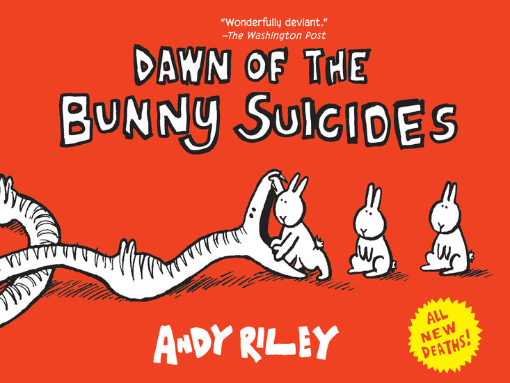 Dawn of the Bunny Suicides - cover