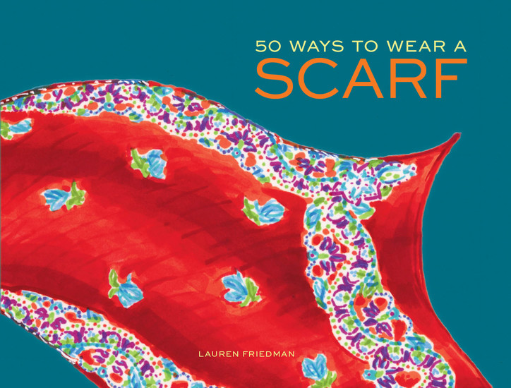 50 Ways to Wear a Scarf - cover