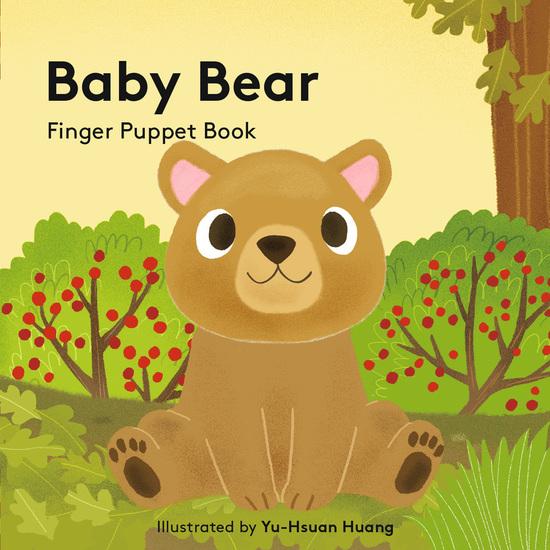 Baby Bear - cover