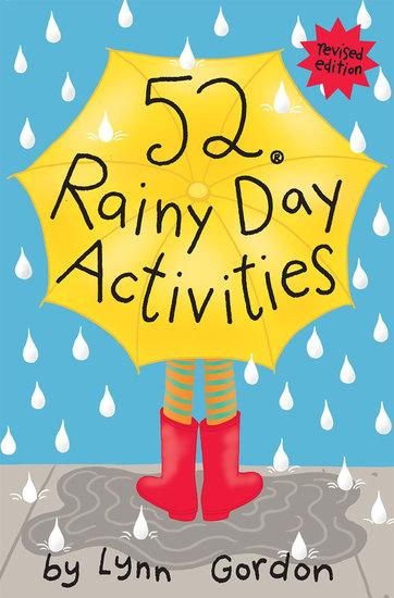 52 Series: Rainy Day Activities - cover