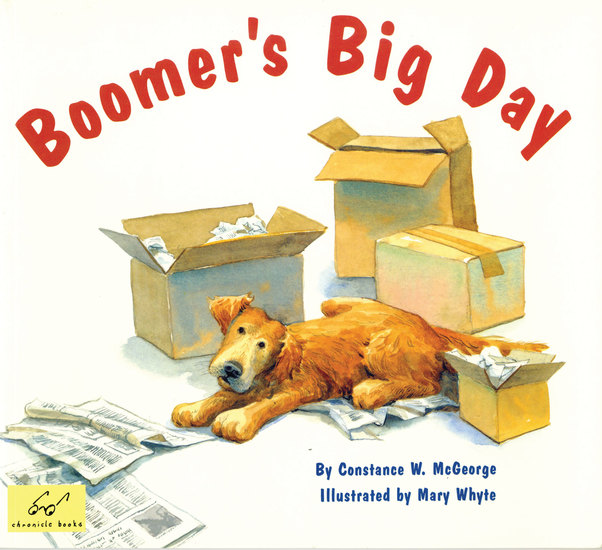 Boomer's Big Day - cover