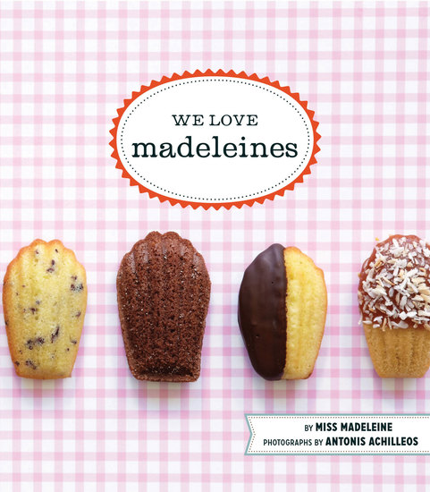 We Love Madeleines - cover