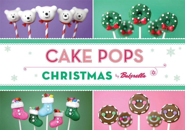 Cake Pops Christmas - cover