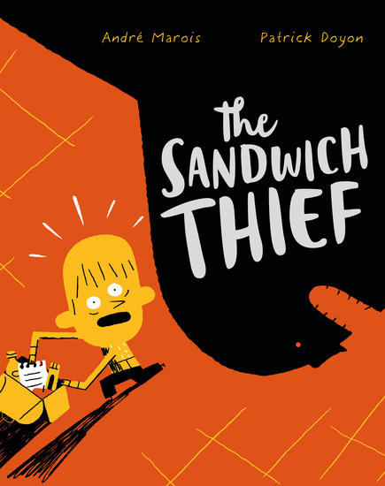The Sandwich Thief - cover