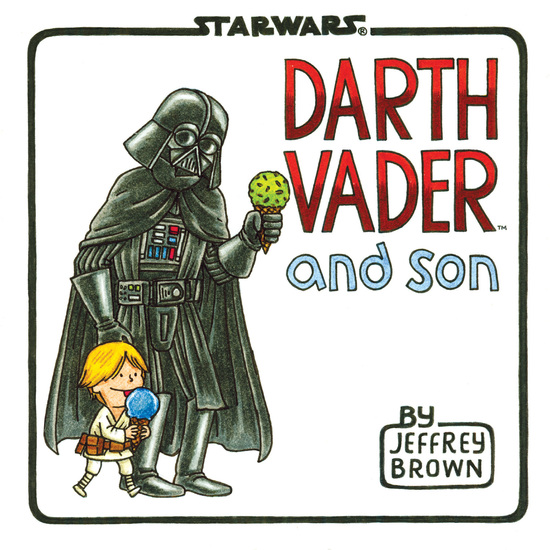 Darth Vader and Son - cover