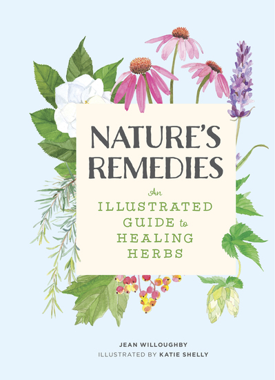 Nature's Remedies - An Illustrated Guide to Healing Herbs - cover