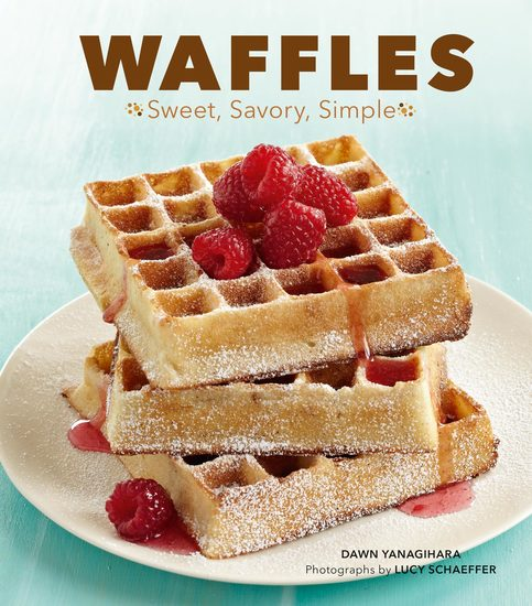 Waffles - Sweet Savory Simple - cover