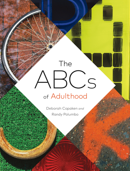 The ABCs of Adulthood - An Alphabet of Life Lessons - cover