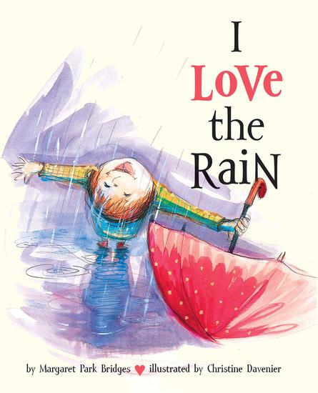 I Love the Rain - cover