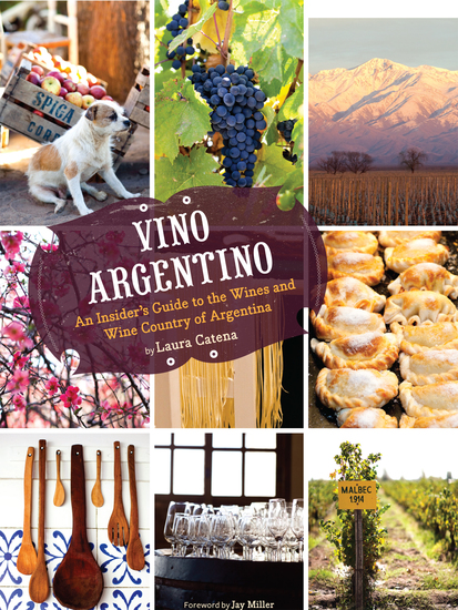 Vino Argentino - An Insider's Guide to the Wines and Wine Country of Argentina - cover