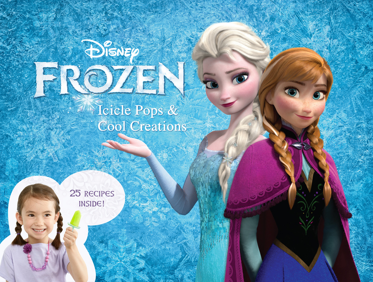 Frozen Icicle Pops and Cool Creations - cover