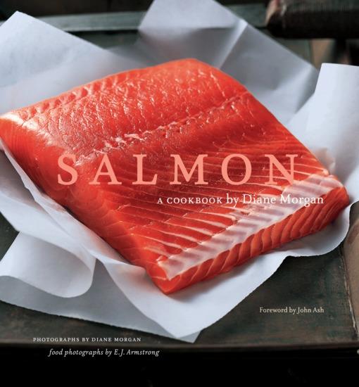 Salmon - A Cookbook - cover