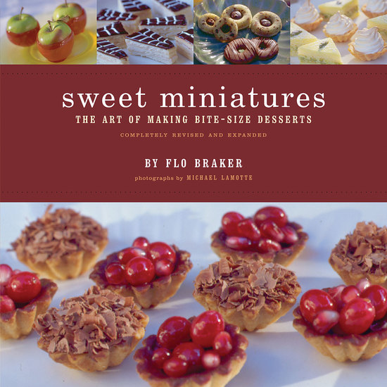 Sweet Miniatures - The Art of Making Bite-Size Desserts - cover