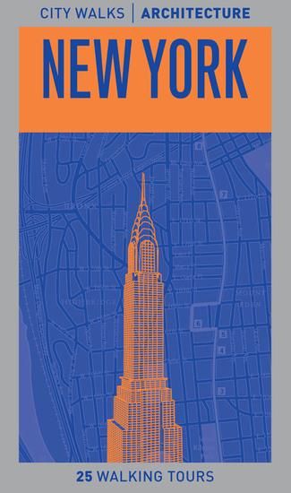 City Walks Architecture: New York - cover