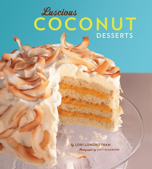 Luscious Coconut Desserts - cover