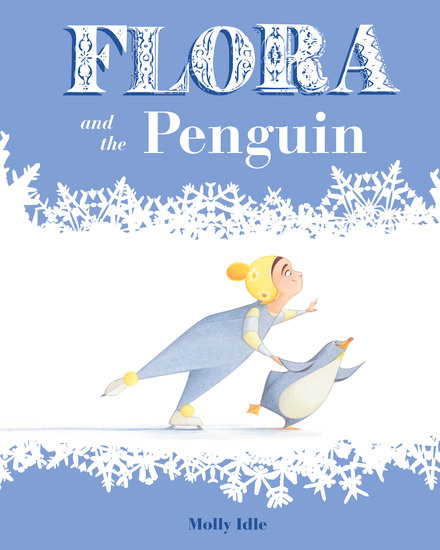Flora and the Penguin - cover