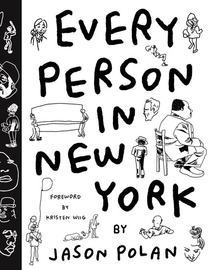 Every Person in New York - cover