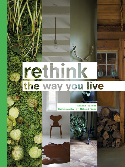 Rethink: The Way You Live - cover