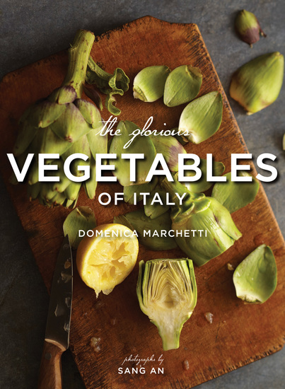 The Glorious Vegetables of Italy - cover