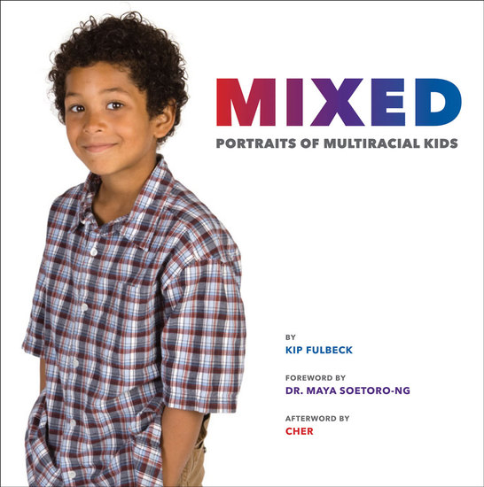 Mixed - Portraits of Multiracial Kids - cover