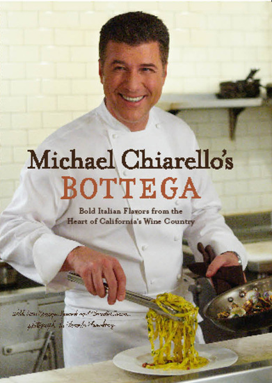 Bottega - Bold Italian Flavors from the Heart of California's Wine Country - cover