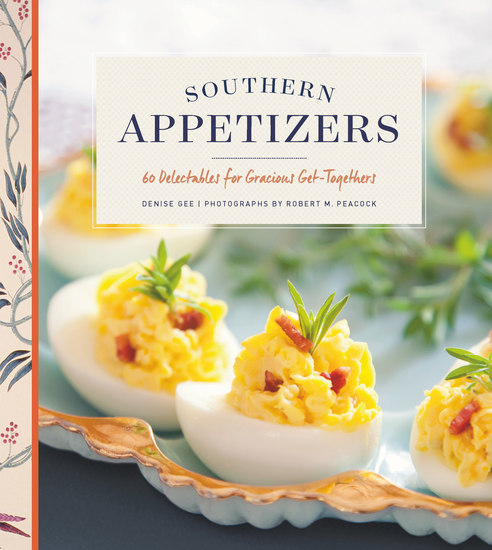 Southern Appetizers - 60 Delectables for Gracious Get-Togethers - cover