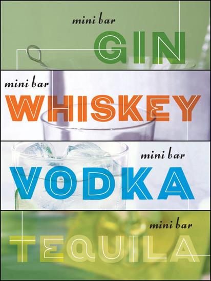 Mini Bar Bundle - A Little Book of Big Drinks - cover