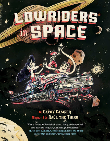 Lowriders in Space - cover