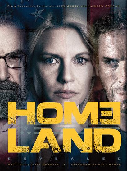 Homeland Revealed - cover