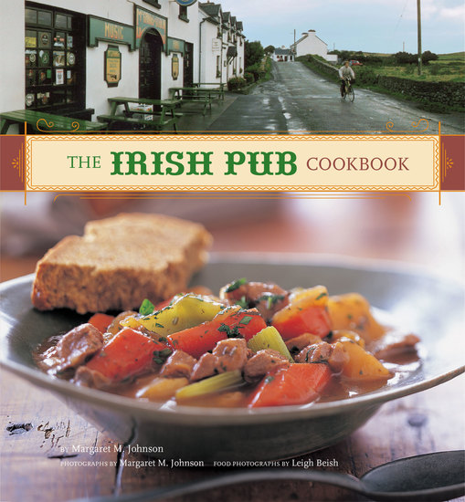 The Irish Pub Cookbook - cover