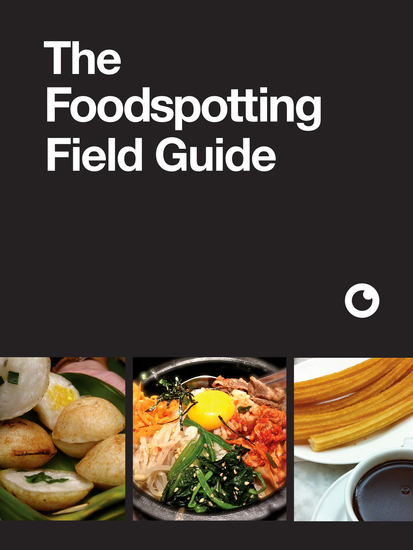 The Foodspotting Field Guide - cover