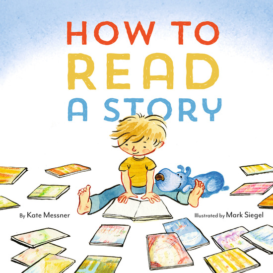 How to Read a Story - cover