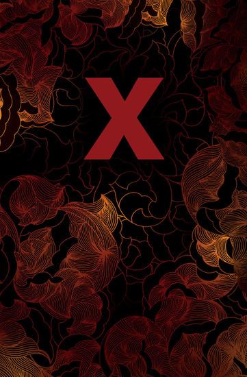 X - The Erotic Treasury - cover