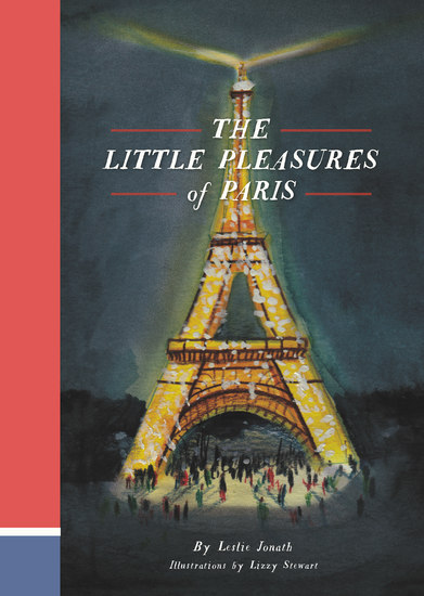 The Little Pleasures of Paris - cover