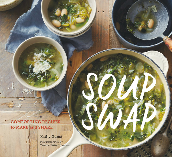 Soup Swap - Comforting Recipes to Make and Share - cover