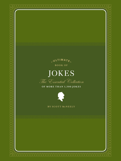 Ultimate Book of Jokes - The Essential Collection of More Than 1500 Jokes - cover