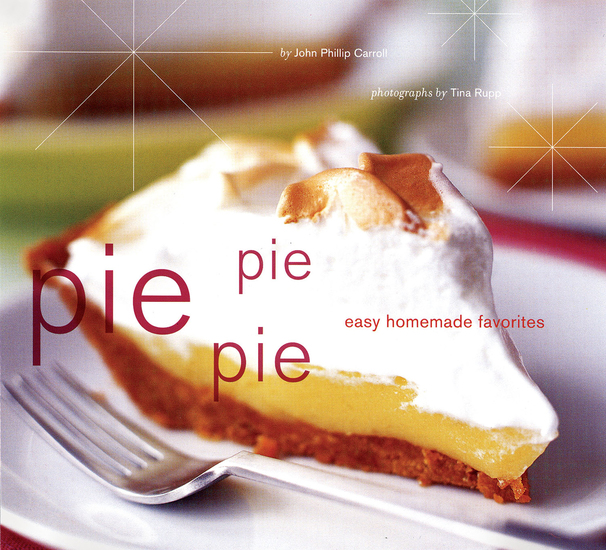 Pie Pie Pie - Easy Homemade Favorites - cover