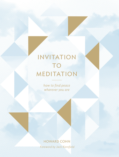 Invitation to Meditation - How to Find Peace Wherever You Are - cover