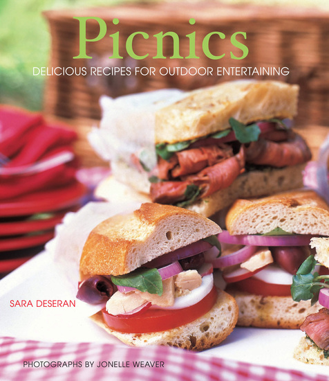 Picnics - Delicious Recipes for Outdoor Entertaining - cover