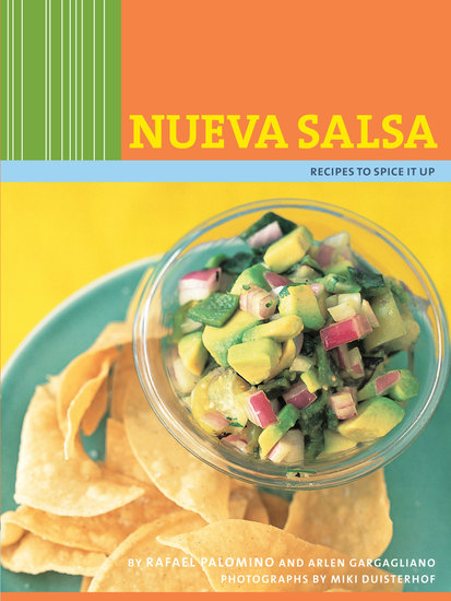 Nueva Salsa - Recipes to Spice It Up - cover
