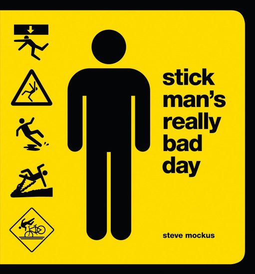 Stick Man's Really Bad Day - cover