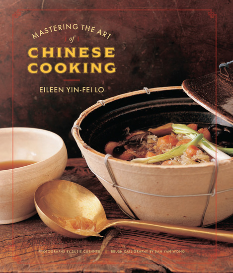 Mastering the Art of Chinese Cooking - cover
