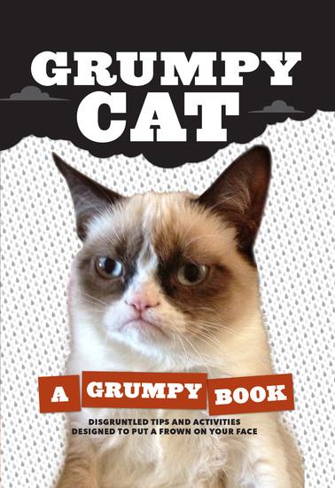 Grumpy Cat - A Grumpy Book - cover