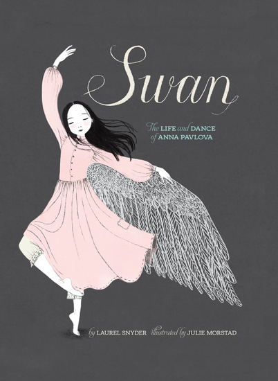 Swan - The Life and Dance of Anna Pavlova - cover