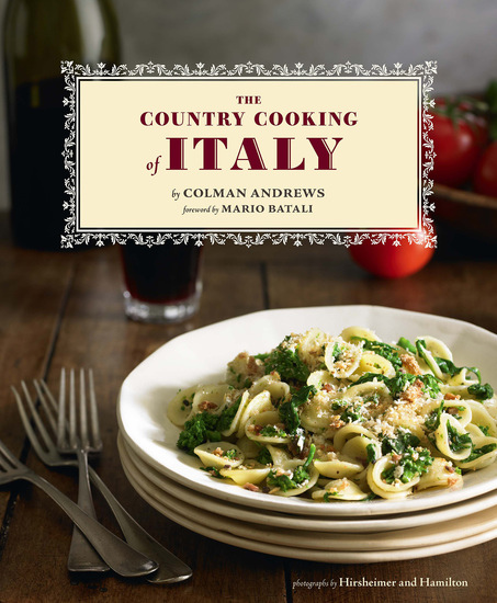 Country Cooking of Italy - cover