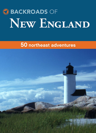 Backroads of New England - cover