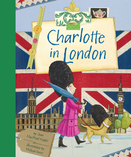 Charlotte in London - cover