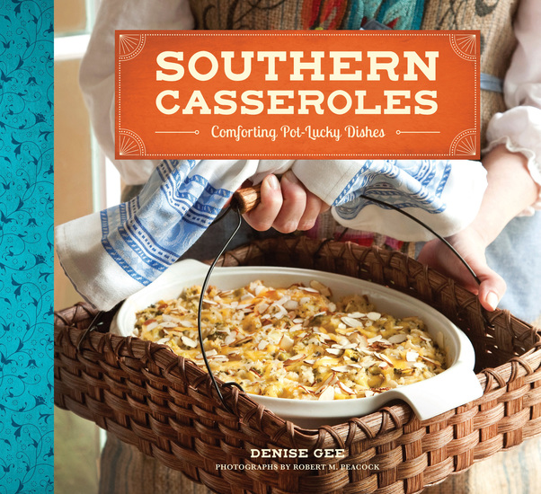Southern Casseroles - Comforting Pot-Lucky Dishes - cover
