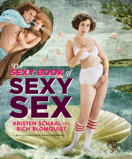 Sexy Book of Sexy Sex - cover