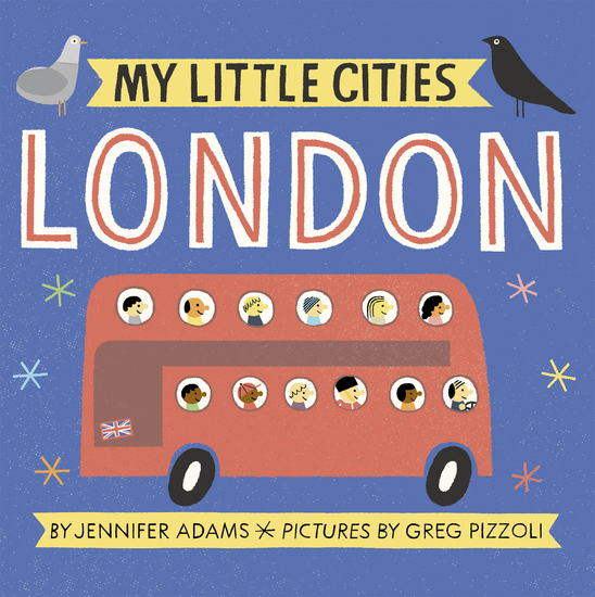 My Little Cities: London - cover